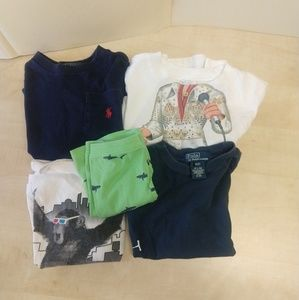 3 For $20 * 3T Lot Polo by Ralph Lauren